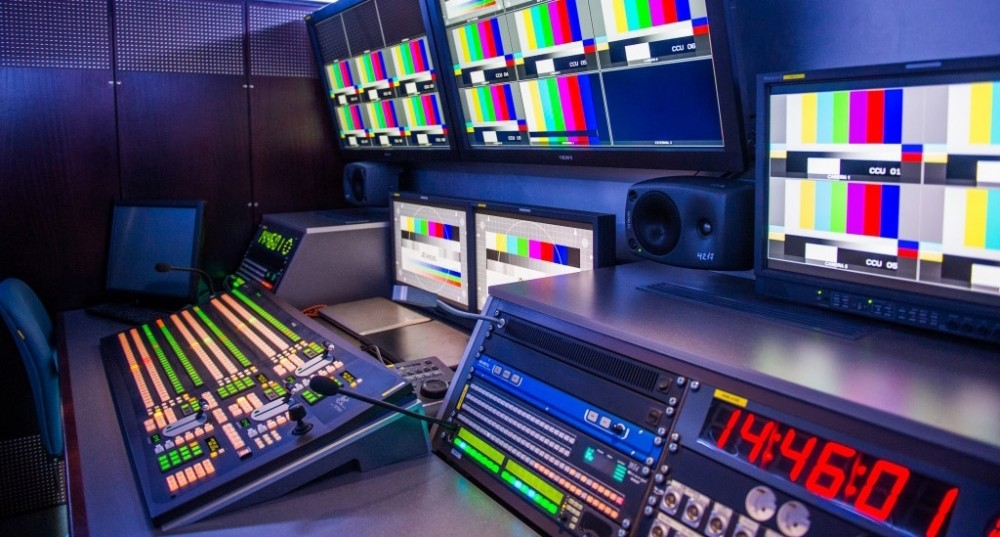 Design of broadcasting and studio complexes of TV channels, KTV headend stations, server rooms